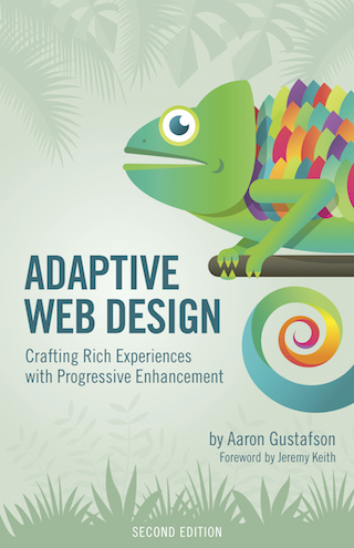 Adaptive Web Design Book